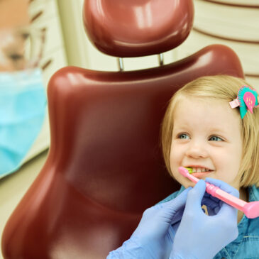 3 Tips for Your Child's First Dental Appointment